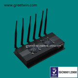 construtor GPS do sinal de 3G 4G WiFi Bluetooth GPS que segue o jammer do dispositivo (GW-JC6)