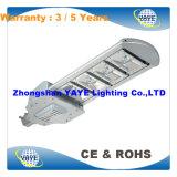 Garanzia di disegno di vendita calda di Yaye 18 nuova 5 anni chip del CREE di RoHS & di Ce & lampada della strada del driver 120W LED di Meanwell (watt disponibili: 12W-320W)