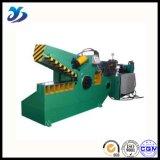 Do metal de aço hidráulico do ferro da sucata do preço de fábrica tesoura de corte do Rebar do jacaré da máquina (alta qualidade)
