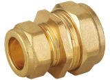 銅管のための真鍮の圧縮の付属品