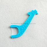 Sélection dentaire de soie dentaire de Flosser de modèle animal d'enfants