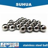 bolas de la bola de metal de la precisión de 2.778m m AISI316 Ss