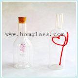 Vaso della bottiglia di olio per la cucina