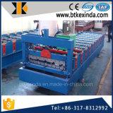 Feuille de toiture de profil d'aluminium du froid 840 de Kxd faisant des machines