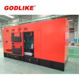 Betriebsbereites super leises Cummins Dieselgenerator-Set der Aktien-280kw 350kVA
