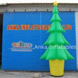 Heiße Airblown Verzierung-aufblasbarer Weihnachtsbaum