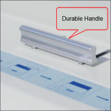 Les produits chauds vendent la machine à relier parfaite Sk-5000 de livre de cahier thermique