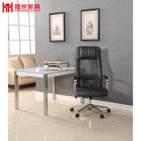 중국 공장 최신 판매 PU 팔걸이를 가진 가죽 두목 의자