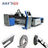 1000 de Scherpe Machine van de Laser van het Roestvrij staal van watts/de Snijder van de Laser