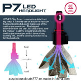 P7 자동 LED 헤드라이트 전구