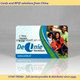 Cartão de seguro com assinatura para seguro