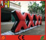 Aufblasbarer X Paintball Bunker der neuen Größen-für Verkauf