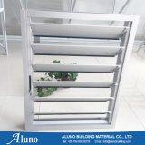 Aluminiumblendenverschluss-Fenster mit guter Qualität
