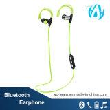 Trasduttore auricolare portatile senza fili al neon di Bluetooth di sport variopinto mini