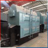 Dzl20-1.6MPa industriais escolhem a caldeira Chain horizontal da grelha do cilindro