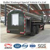 euro V camion dello spruzzatore dell'acqua di 9cbm Dongfeng con lo spruzzatore laterale