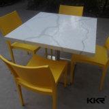 Tableaux extérieurs solides de meubles de salle à manger de restaurant