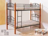 Кровать металла двойника мебели спальни дома/гостиницы (602#)