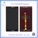 Huaweiの仲間8 M8 Mate8の携帯電話のためのLCD表示のタッチ画面のパネル