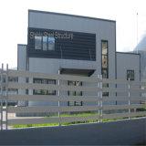 Entwurfs-Fertigung-Werkstatt-Lager-Stahlkonstruktion-Gebäude mit Cer-Bescheinigung