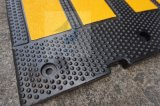 交通安全のための道の速度のゴム製こぶ