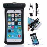 Los items necesarios de las actividades de agua impermeabilizan el bolso del teléfono para la pulgada 5.5inch de Samsung 4.4 del iPhone
