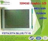 320X240 MCU Grafische LCD Vertoning, Ra8835, 26pin voor POS, Medische Deurbel,