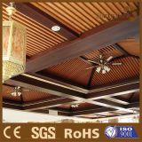 Het Decoratieve Plafond van de Binnenhuisarchitectuur van het Plafond WPC Materiële