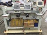 최신 판매 2 헤드 컴퓨터 자수 기계 Wy1202c/902c