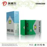 Baterías móviles de la potencia de cigarrillo de la dimensión de una variable modelo privada de la caja con Ce/RoHS