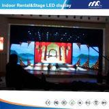 Heißer Verkauf intelligente UTV1.56mm örtlich festgelegte Innen-LED-Bildschirmanzeige mit bestem Entwurf