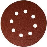 Disco di carta di smeriglitatura abrasivo per metallo, legno, la pietra, ecc