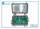 Receptor óptico al aire libre y nodo óptico al aire libre con la salida Level102~104dBμ V