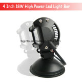 Ce/RoHS 18W Anti-Fog 디자인 크리 사람 LED 표시등 막대 (GT3400-18W)