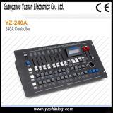 Controlador da luz do estágio da canaleta do profissional DMX512 192