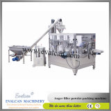 Petite sucrerie de coton automatique pesant la machine de conditionnement