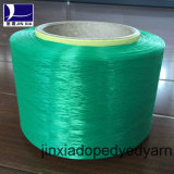 FDY Dope Dyed 500d / 192f Filament Polyester Yarn