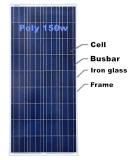 ватт 160W 170W света 150 самого лучшего цены высокой эффективности панели солнечных батарей 150W Mono поли солнечный