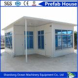 부엌/화장실/진료소/목욕 재계/병원을%s 가진 강제노동수용소를 위한 콘테이너 집