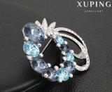 Brooch диаманта новой конструкции 00067 роскошный с кристаллами от ювелирных изделий Swarovski