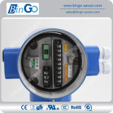 3.6V Batterie Alimentation Débitmètre électromagnétique pour l'industrie