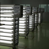 Lumière ovale de vente chaude de tube de la forme 18W T8 DEL pour l'éclairage d'intérieur
