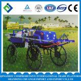 China-Hersteller Agriculturer selbstangetriebener Traktor-Hochkonjunktur-Sprüher mit Pumpe