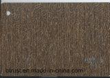 De houten Film/de Folie van pvc van de Korrel Decoratieve voor Pers Bgl090-095 van het Membraan van het Kabinet/van de Deur de Vacuüm