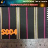 Rivestimento della tessile della banda del taffettà in filato tinto per l'indumento (S004.008)