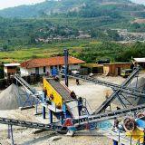 Granit-Stein, der Maschinen-Lieferanten zerquetscht
