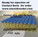 Testosterona esteróide anabólica eficaz Sustanon 250 do pó da mistura para o Bodybuilding