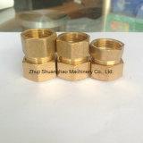 정밀한 금관 악기 기계로 가공 부속 CNC 기계로 가공 이음쇠