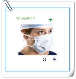 Máscara protetora do doutor Dental Clínica