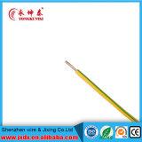 PVC recubierto eléctrico / eléctrico del alambre de cobre